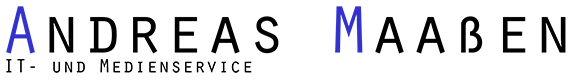 Andreas Maaßen IT- und Medienservice Logo